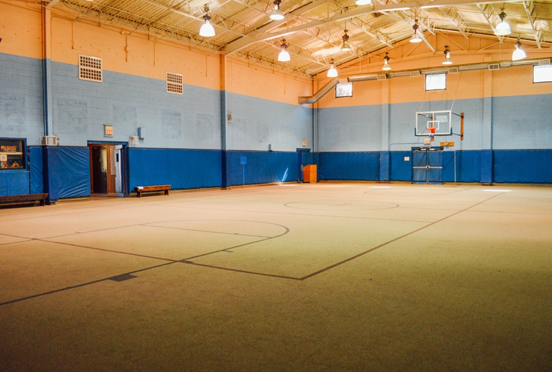 Our 5000 sq. ft. Gymnasium