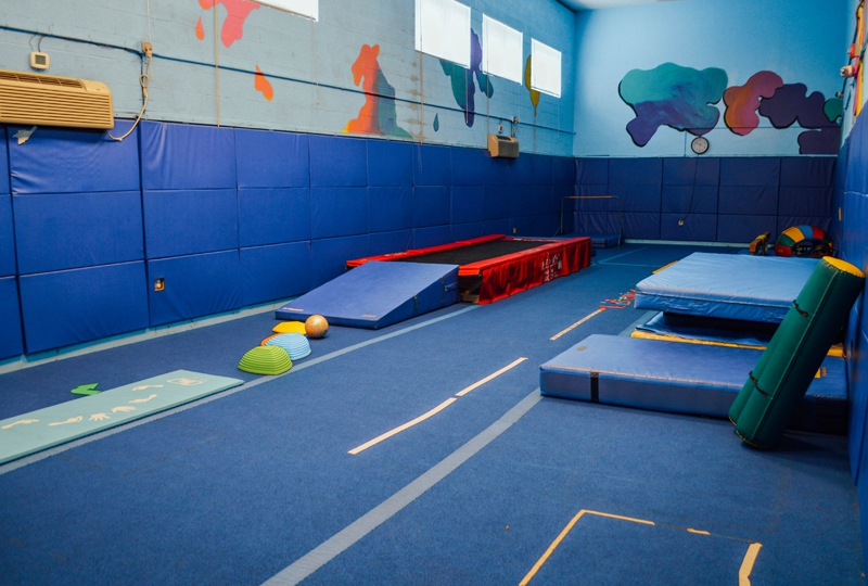 Gymnastics & Movement Room